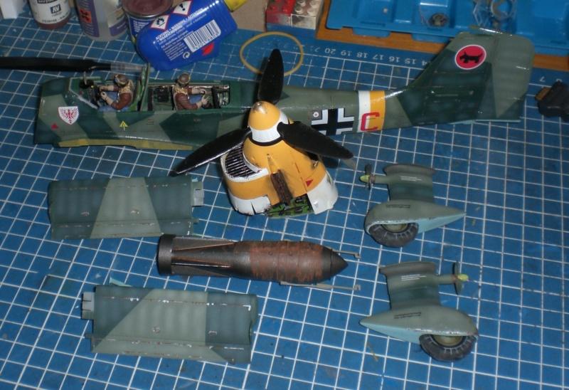 Die Ju 87, der STUKA, 1/32, Trumpeter, von oluengen359 Cimg5756