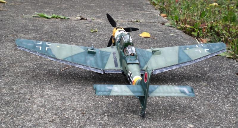 Die Ju 87, der STUKA, 1/32, Trumpeter, von oluengen359 Cimg5775
