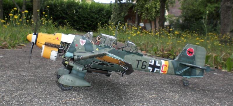 Die Ju 87, der STUKA, 1/32, Trumpeter, von oluengen359 Cimg5776