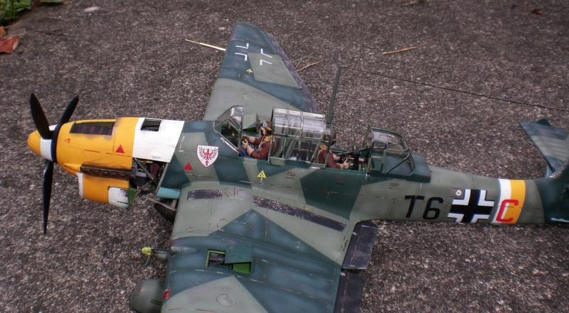 Die Ju 87, der STUKA, 1/32, Trumpeter, von oluengen359 Cimg5777