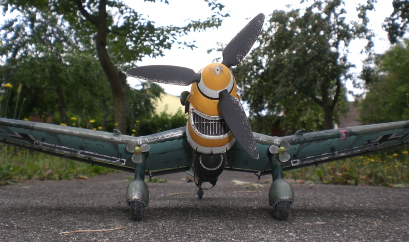 Die Ju 87, der STUKA, 1/32, Trumpeter, von oluengen359 Cimg5778