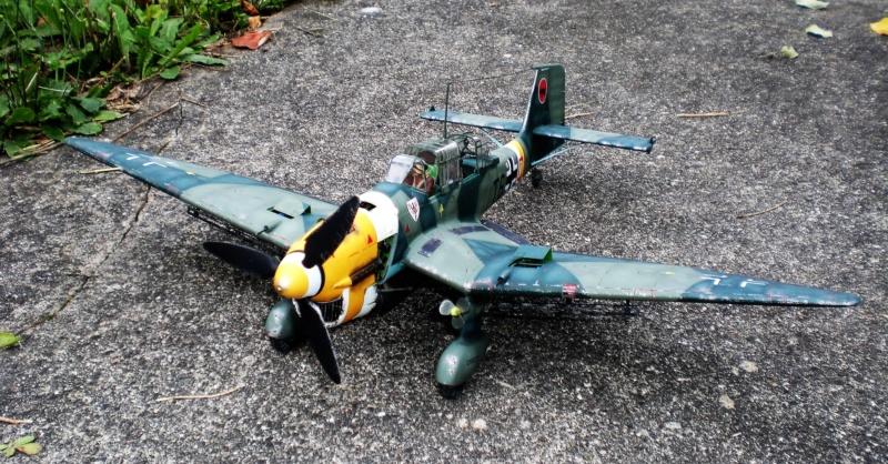 Die Ju 87, der STUKA, 1/32, Trumpeter, von oluengen359 Cimg5779
