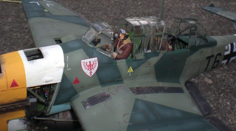 Die Ju 87, der STUKA, 1/32, Trumpeter, von oluengen359 Cimg5781
