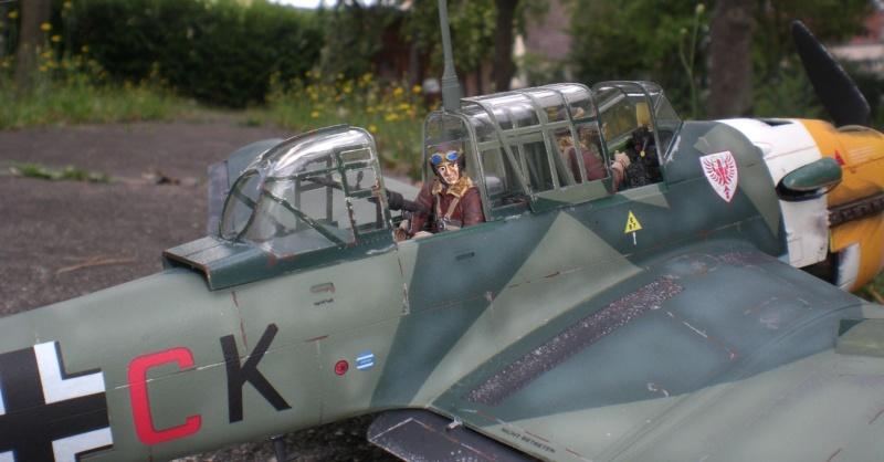 Die Ju 87, der STUKA, 1/32, Trumpeter, von oluengen359 Cimg5782
