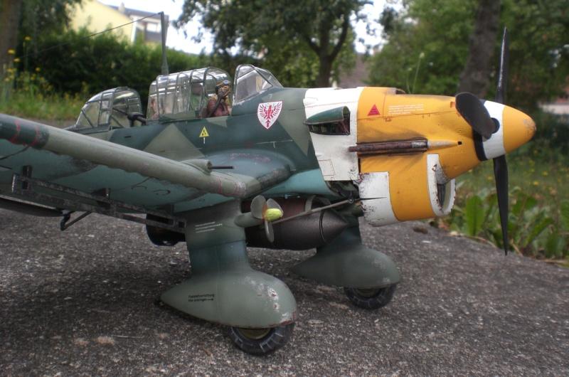 Die Ju 87, der STUKA, 1/32, Trumpeter, von oluengen359 Cimg5783