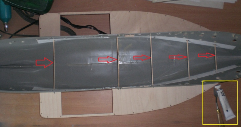 "Raddampfer ""ASSASSIN"", scratchbau 1/35 by oluengen359 Cimg5814"