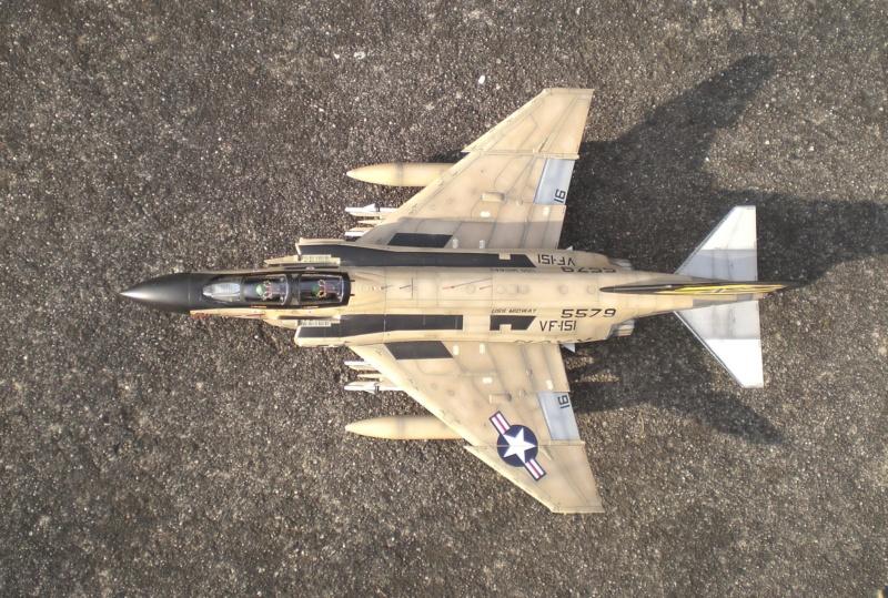 F4-J Phantom, 1/32, tamiya gebaut von olungen359 - Seite 2 Cimg6457