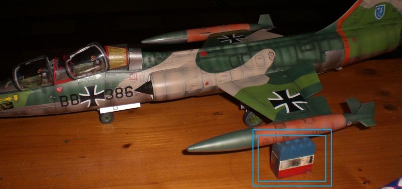 TF 104 G Starfighter, 1/32, italeri, von oluengen359 - Seite 2 Cimg6591