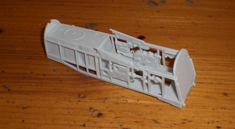 die P 51 MUSTANG, 1/32, revell, von oluengen359 Cimg6735