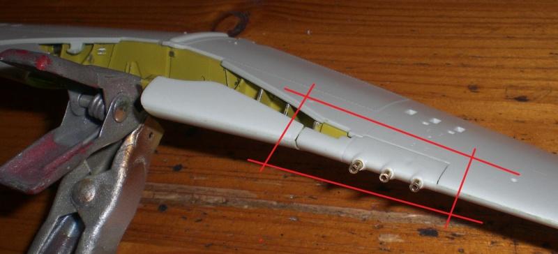 die P 51 MUSTANG, 1/32, revell, von oluengen359 Cimg6749