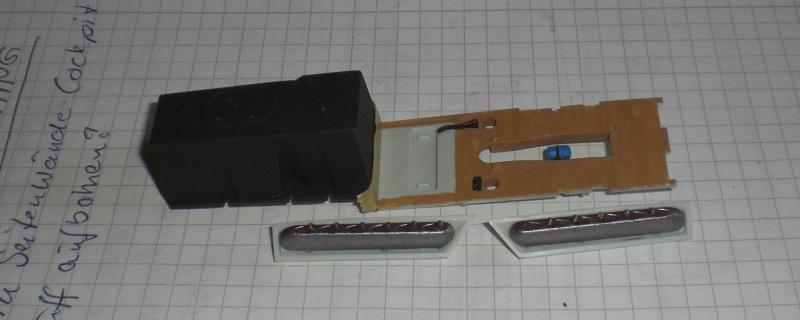 die P 51 MUSTANG, 1/32, revell, von oluengen359 Cimg6754