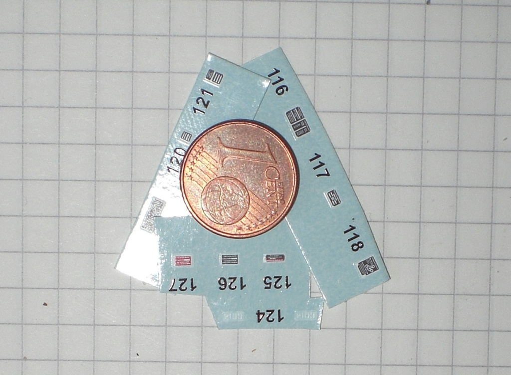 die P 51 MUSTANG, 1/32, revell, von oluengen359 Cimg6820