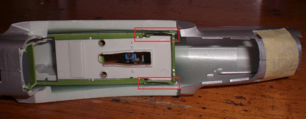 die P 51 MUSTANG, 1/32, revell, von oluengen359 Cimg6824