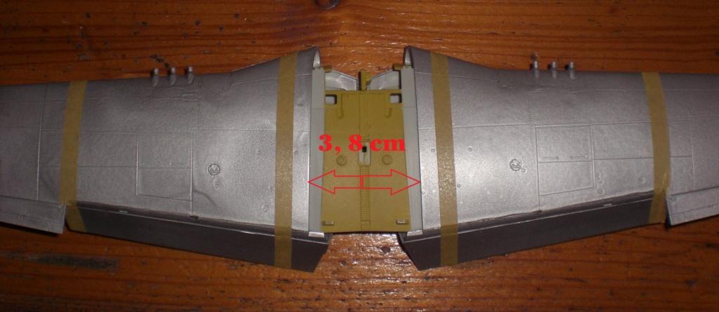die P 51 MUSTANG, 1/32, revell, von oluengen359 - Seite 2 Cimg6826