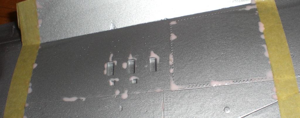 die P 51 MUSTANG, 1/32, revell, von oluengen359 - Seite 2 Cimg6831