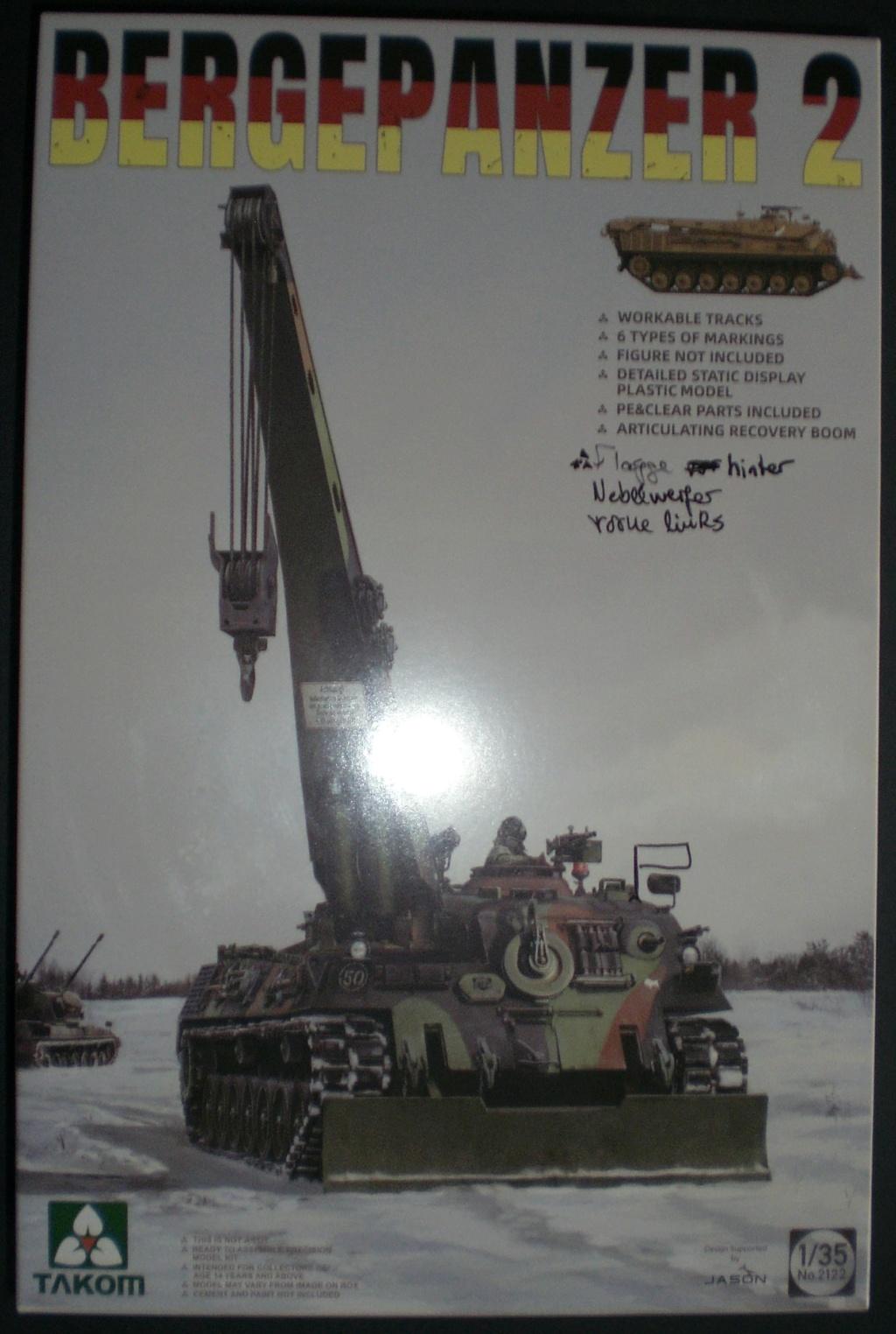 Bergepanzer 2, 1/35, TAKOM, von olli 359 Cimg7035