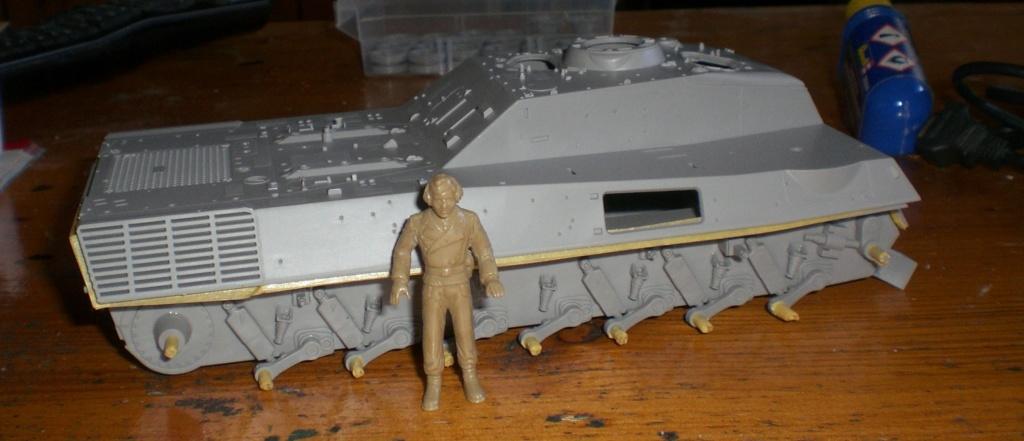Bergepanzer 2, 1/35, TAKOM, von olli 359 Cimg7038