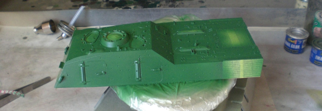 Bergepanzer 2, 1/35, TAKOM, von olli 359 Cimg7051