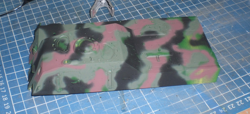 Bergepanzer 2, 1/35, TAKOM, von olli 359 Cimg7054