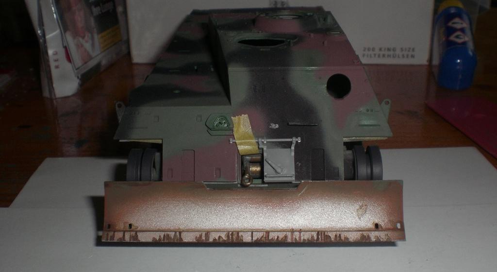 Bergepanzer 2, 1/35, TAKOM, von olli 359 Cimg7058