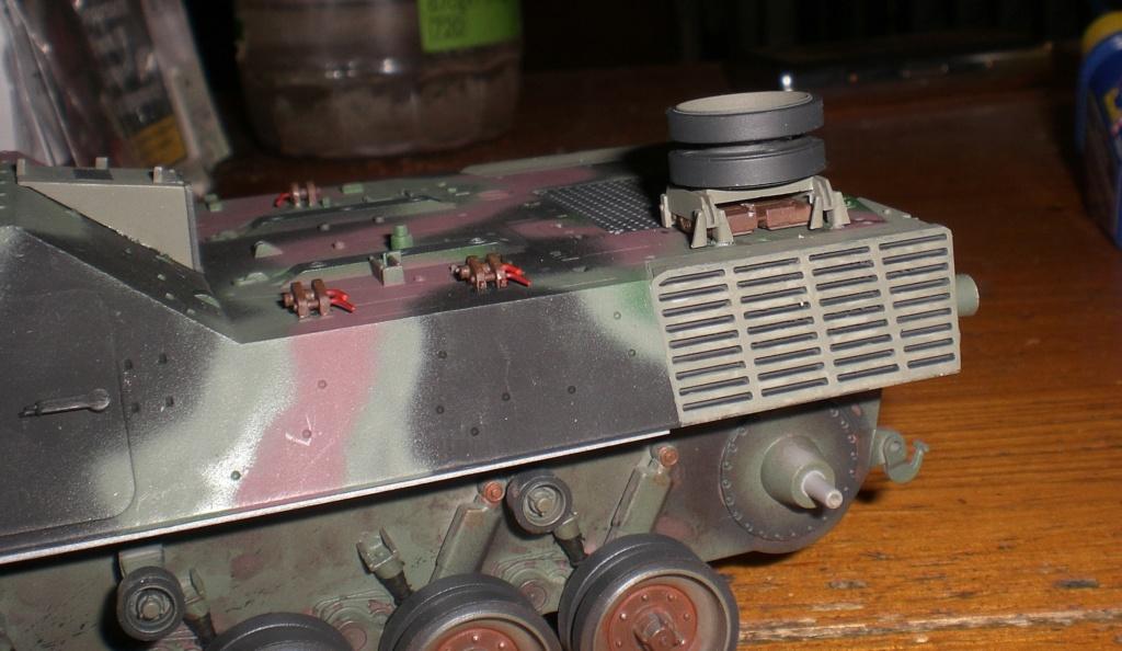 Bergepanzer 2, 1/35, TAKOM, von olli 359 Cimg7066
