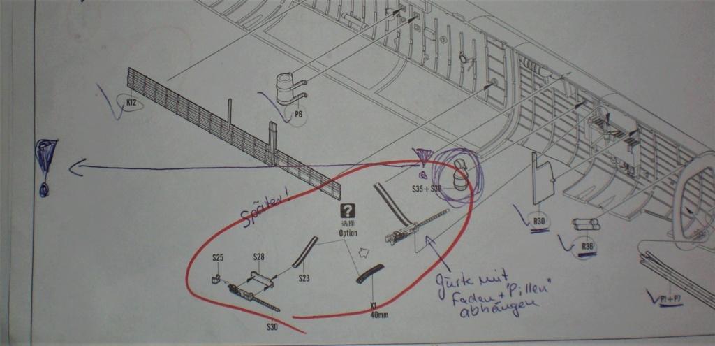 RIESEN BROCKEN ! Die B-24 Liberator, 1:32, hobbyboss von oluengen359 - Seite 4 Cimg7101