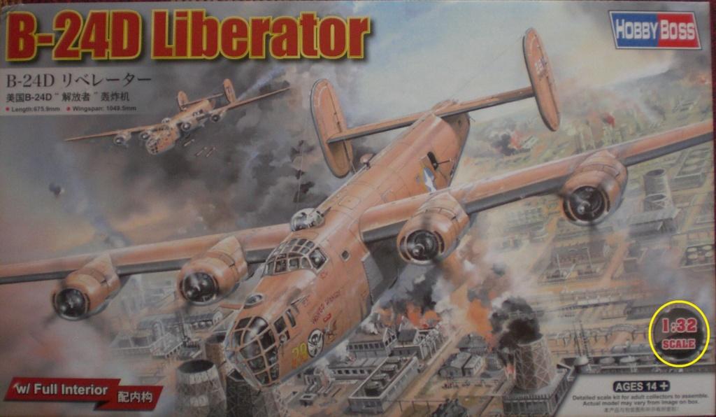 RIESEN BROCKEN ! Die B-24 Liberator, 1:32, hobbyboss von oluengen359 Cimg7128