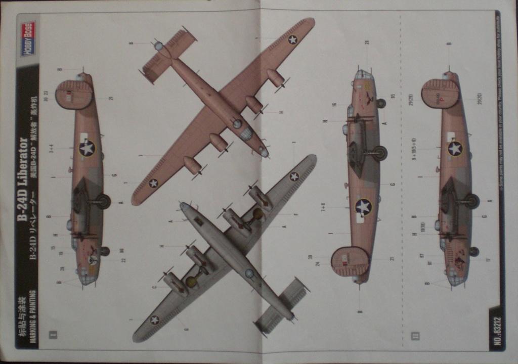 RIESEN BROCKEN ! Die B-24 Liberator, 1:32, hobbyboss von oluengen359 Cimg7129