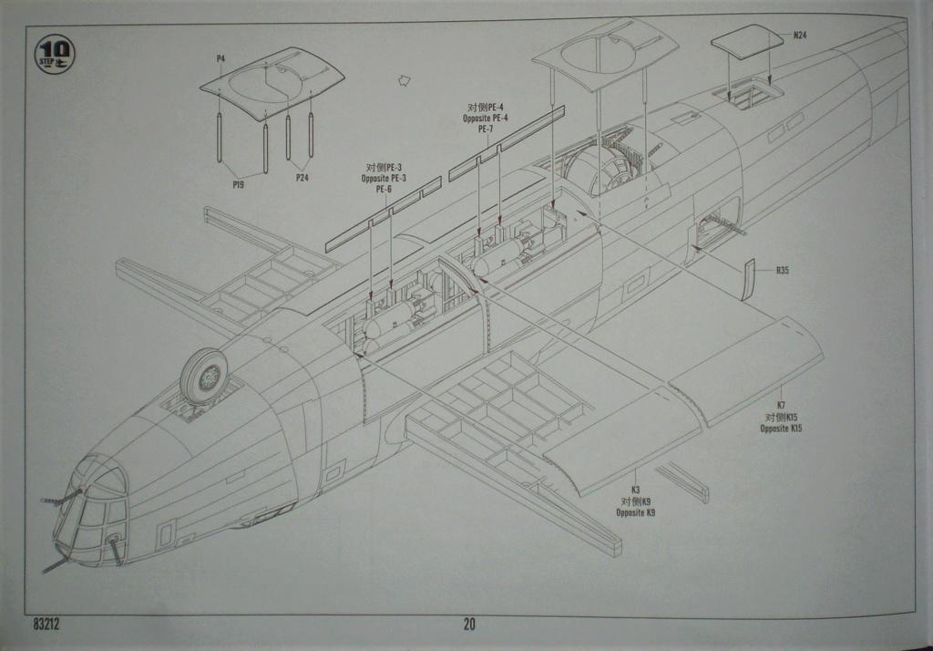 RIESEN BROCKEN ! Die B-24 Liberator, 1:32, hobbyboss von oluengen359 Cimg7131
