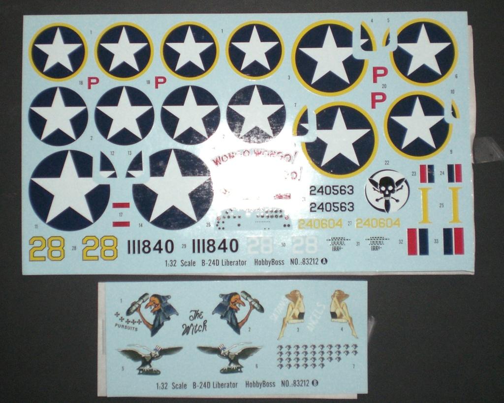 RIESEN BROCKEN ! Die B-24 Liberator, 1:32, hobbyboss von oluengen359 Cimg7140