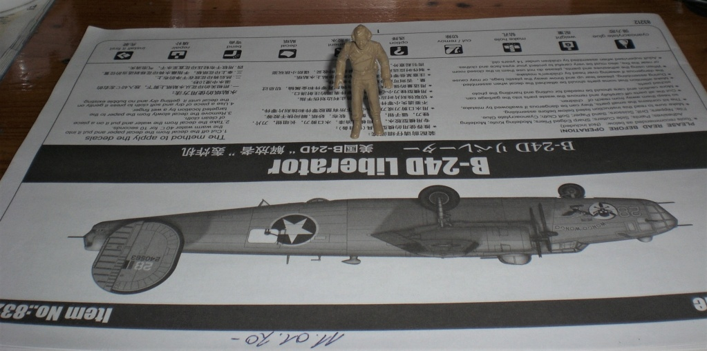 RIESEN BROCKEN ! Die B-24 Liberator, 1:32, hobbyboss von oluengen359 Cimg7147