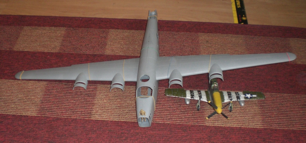 RIESEN BROCKEN ! Die B-24 Liberator, 1:32, hobbyboss von oluengen359 Cimg7148