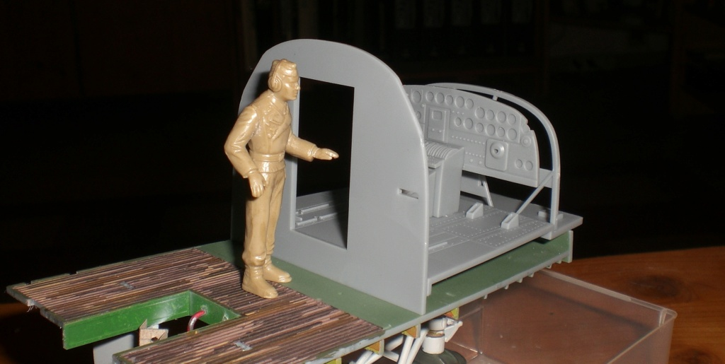 RIESEN BROCKEN ! Die B-24 Liberator, 1:32, hobbyboss von oluengen359 Cimg7162