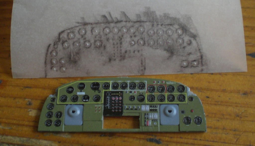 RIESEN BROCKEN ! Die B-24 Liberator, 1:32, hobbyboss von oluengen359 Cimg7170