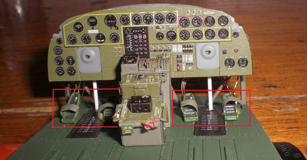 RIESEN BROCKEN ! Die B-24 Liberator, 1:32, hobbyboss von oluengen359 Cimg7173