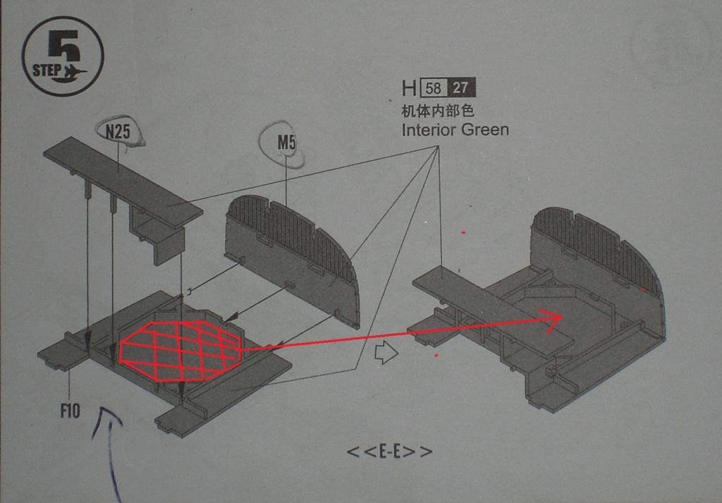 RIESEN BROCKEN ! Die B-24 Liberator, 1:32, hobbyboss von oluengen359 - Seite 2 Cimg7226
