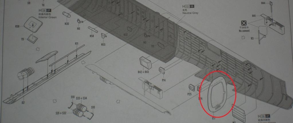 RIESEN BROCKEN ! Die B-24 Liberator, 1:32, hobbyboss von oluengen359 - Seite 2 Cimg7234