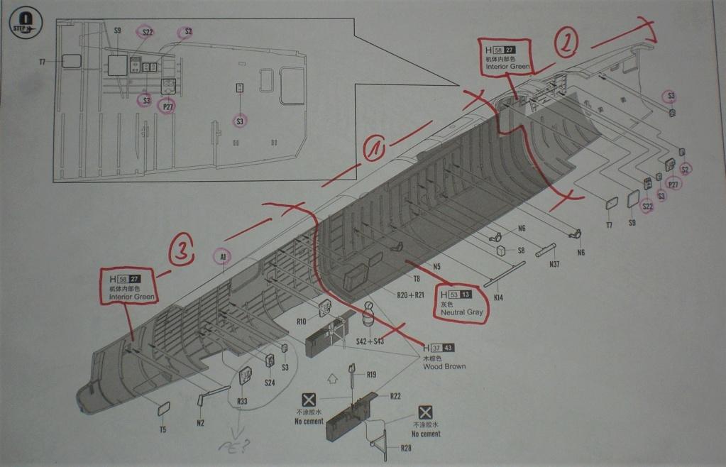 RIESEN BROCKEN ! Die B-24 Liberator, 1:32, hobbyboss von oluengen359 - Seite 2 Cimg7236