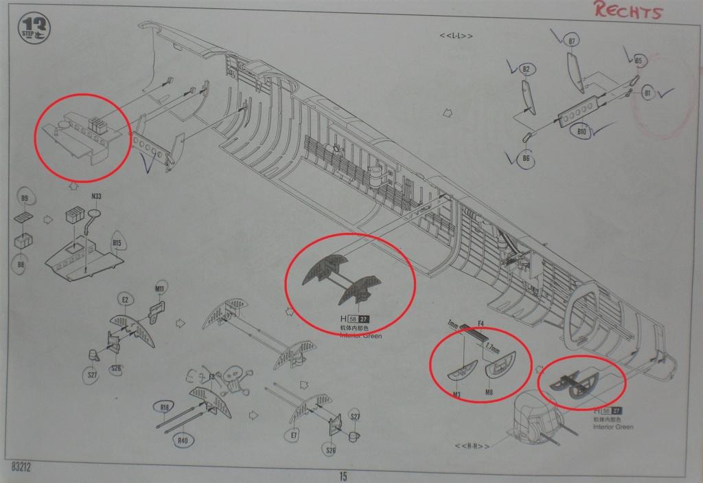 RIESEN BROCKEN ! Die B-24 Liberator, 1:32, hobbyboss von oluengen359 - Seite 4 Cimg7297