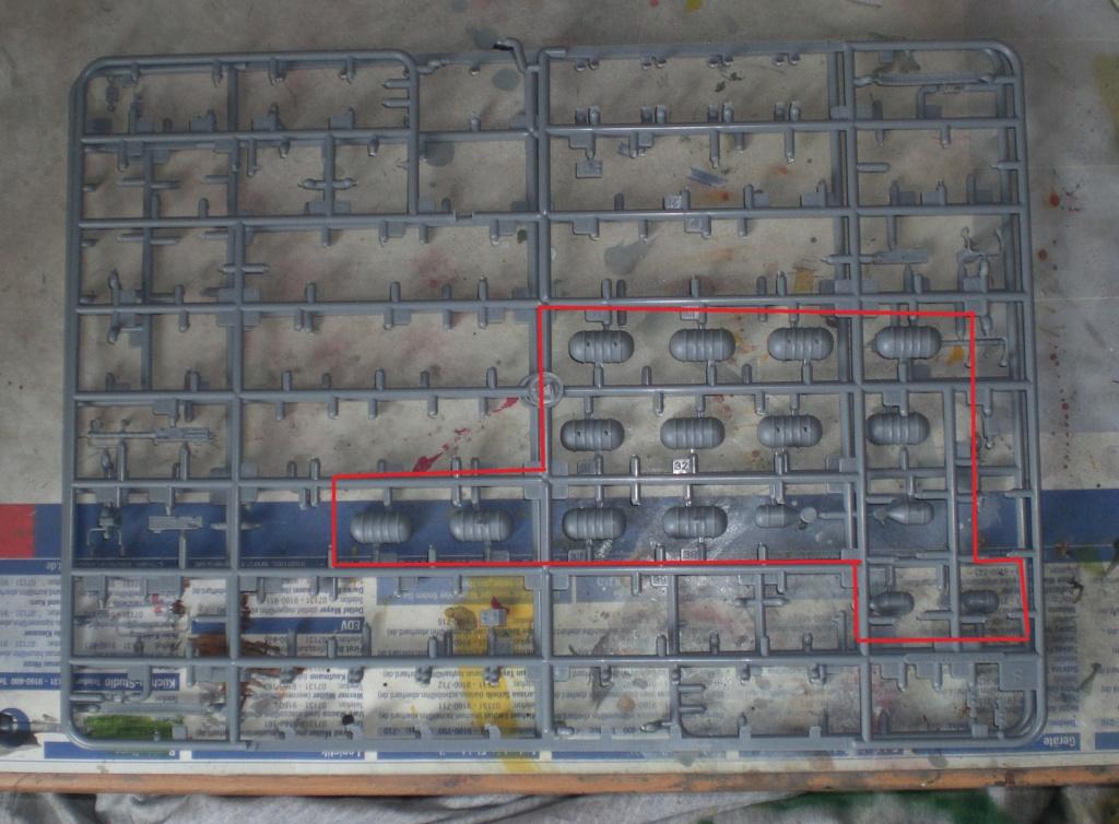 RIESEN BROCKEN ! Die B-24 Liberator, 1:32, hobbyboss von oluengen359 - Seite 4 Cimg7312