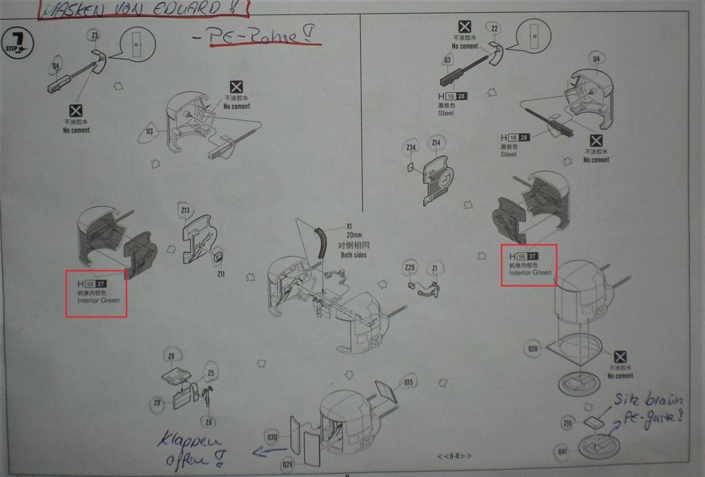 RIESEN BROCKEN ! Die B-24 Liberator, 1:32, hobbyboss von oluengen359 - Seite 4 Cimg7316