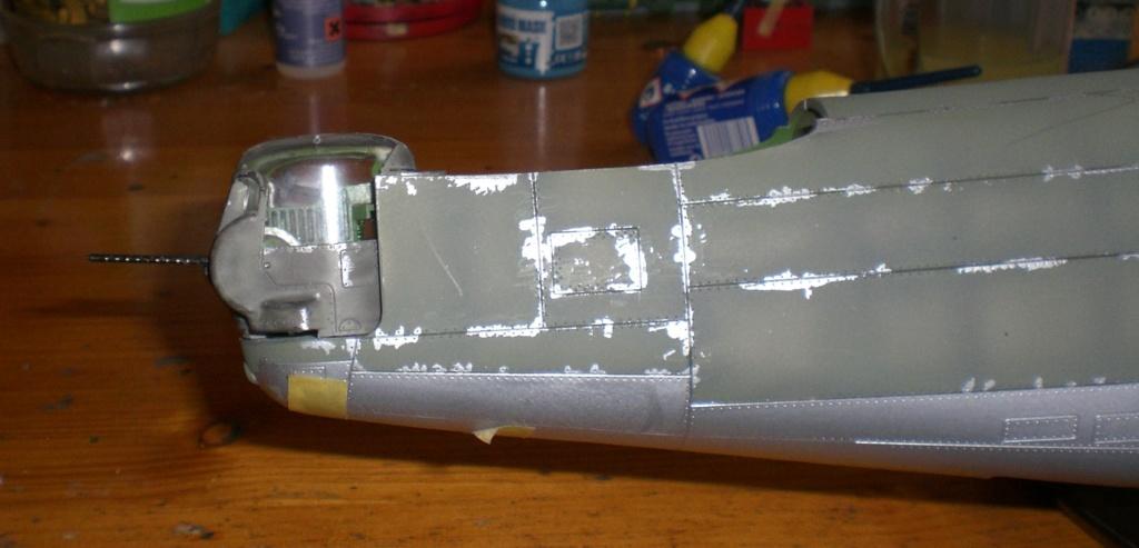 RIESEN BROCKEN ! Die B-24 Liberator, 1:32, hobbyboss von oluengen359 - Seite 4 Cimg7341