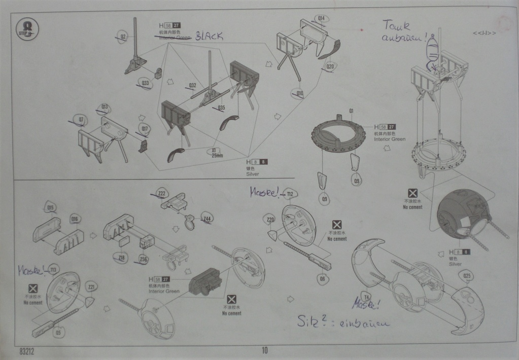 RIESEN BROCKEN ! Die B-24 Liberator, 1:32, hobbyboss von oluengen359 - Seite 4 Cimg7342