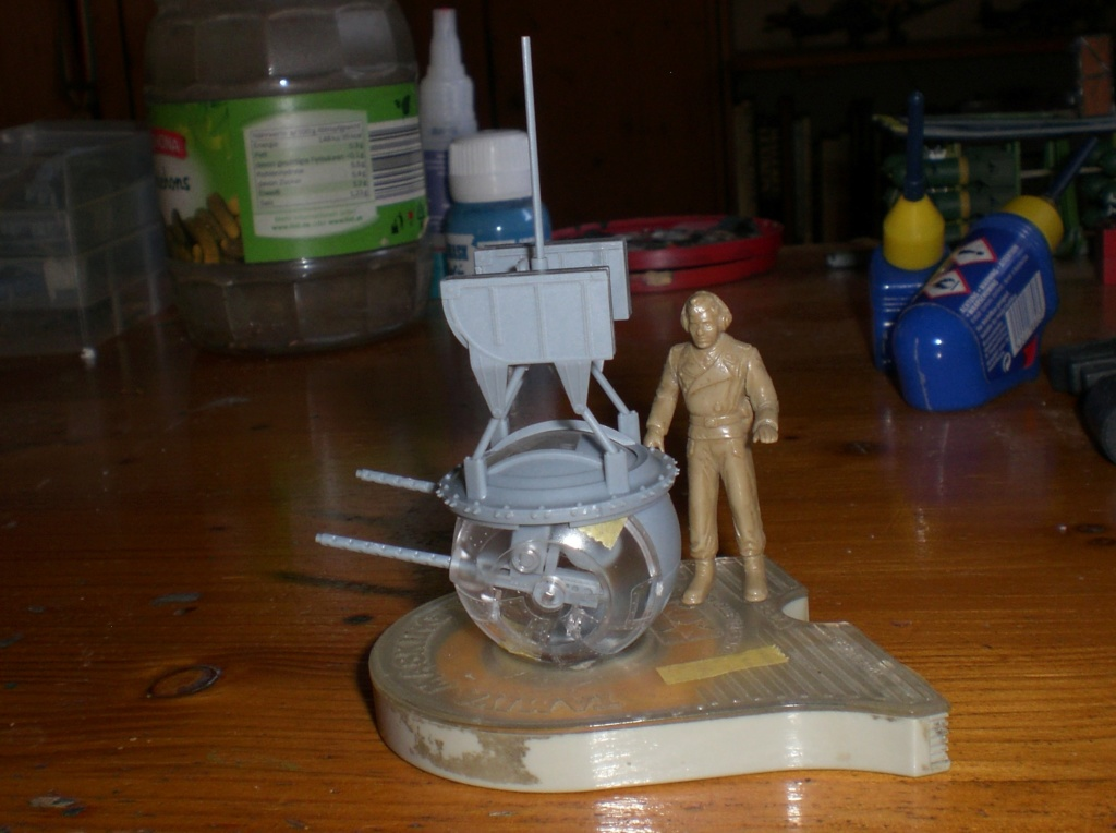 RIESEN BROCKEN ! Die B-24 Liberator, 1:32, hobbyboss von oluengen359 - Seite 4 Cimg7344