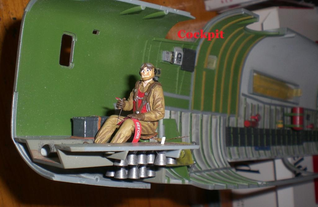 RIESEN BROCKEN ! Die B-24 Liberator, 1:32, hobbyboss von oluengen359 - Seite 5 Cimg7362