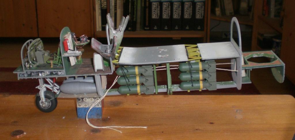 RIESEN BROCKEN ! Die B-24 Liberator, 1:32, hobbyboss von oluengen359 - Seite 5 Cimg7380