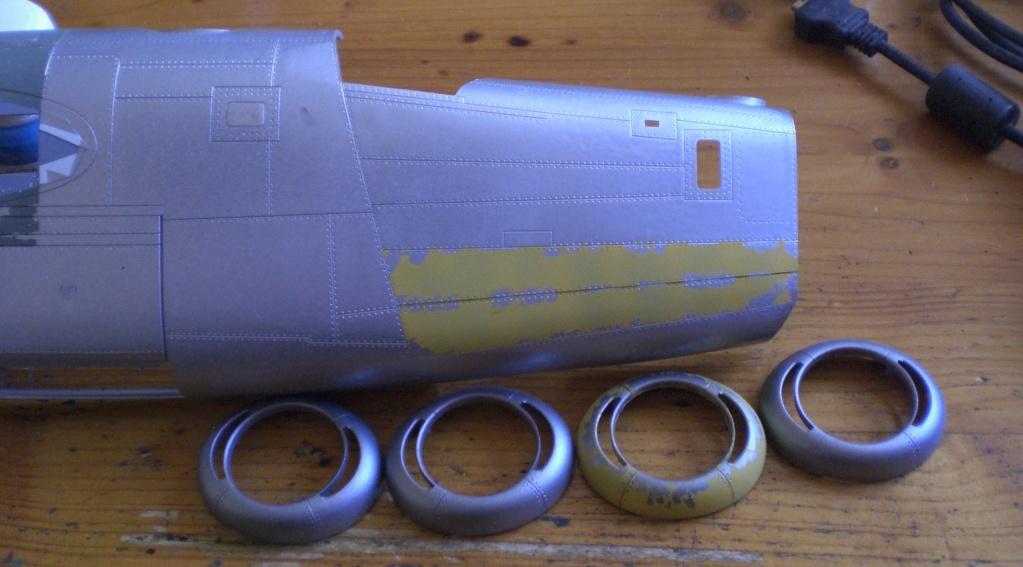 RIESEN BROCKEN ! Die B-24 Liberator, 1:32, hobbyboss von oluengen359 - Seite 5 Cimg7392