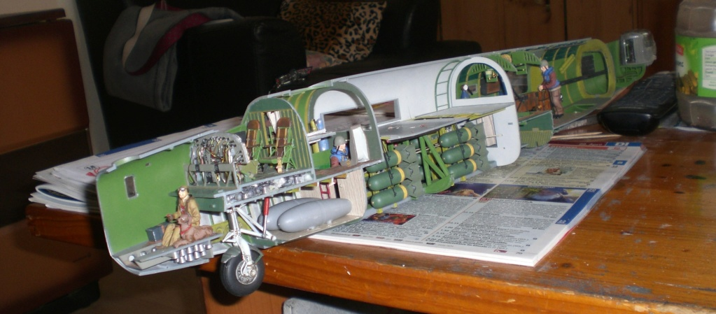 RIESEN BROCKEN ! Die B-24 Liberator, 1:32, hobbyboss von oluengen359 - Seite 5 Cimg7397