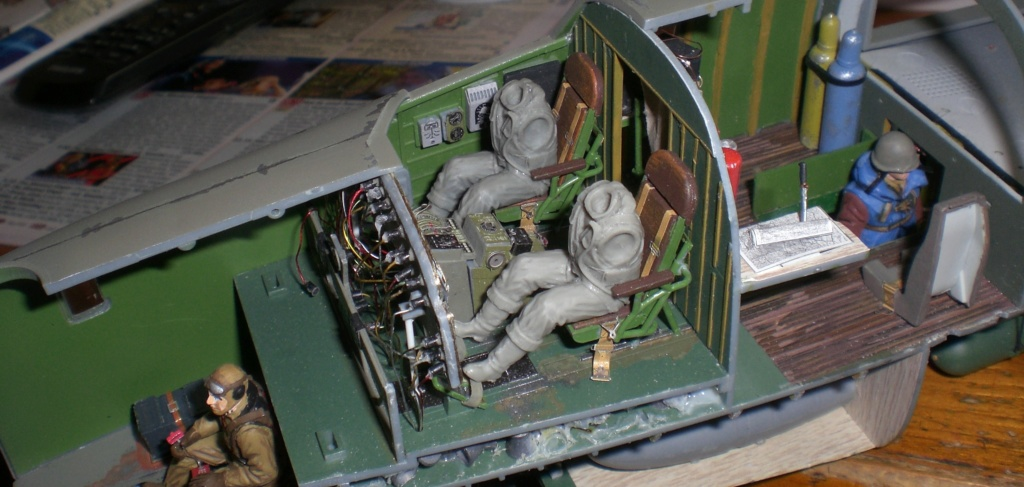 RIESEN BROCKEN ! Die B-24 Liberator, 1:32, hobbyboss von oluengen359 - Seite 5 Cimg7411