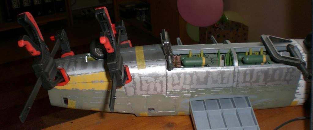 RIESEN BROCKEN ! Die B-24 Liberator, 1:32, hobbyboss von oluengen359 - Seite 5 Cimg7414